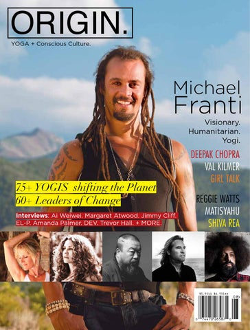 11a7c08b92 ORIGIN Magazine. Issue #8 by THRIVE. ORIGIN + MANTRA Magazines - issuu