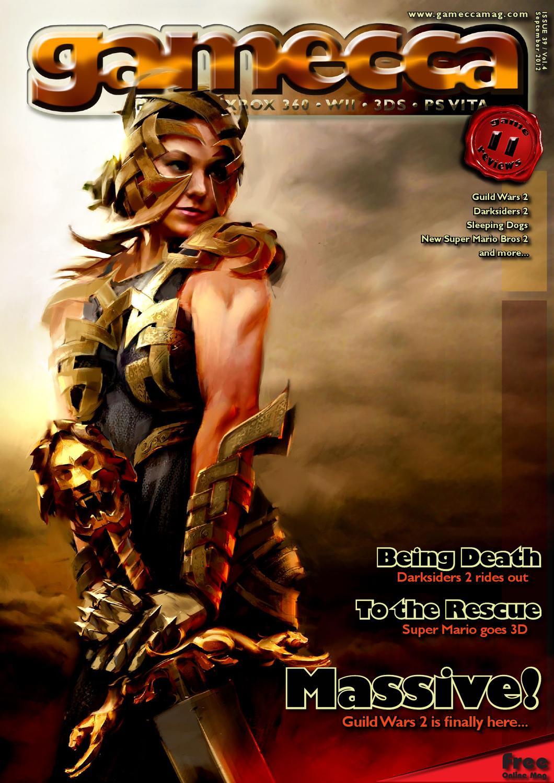 Gamecca Magazine September 2012 by Gamecca Magazine - issuu