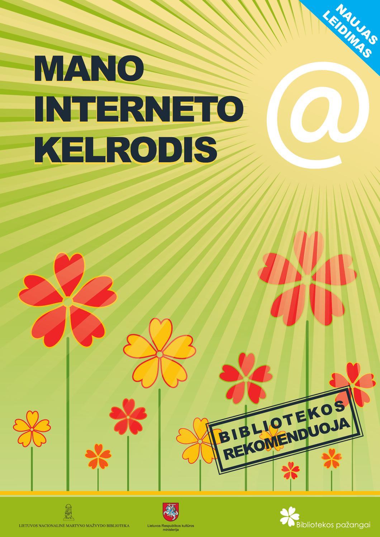 Mano interneto kelrodis by Rytis Vilkonis - issuu