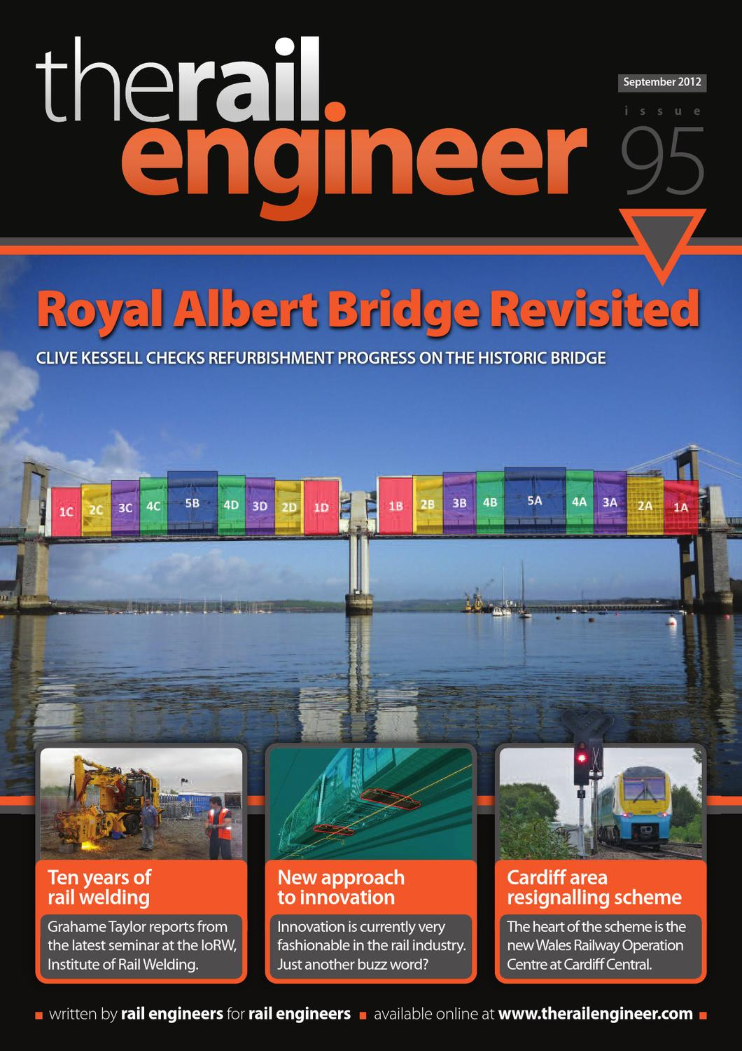 The Rail Engineer Issue 95 September 2012 By Media Issuu Skai Robust Offtheshelf Power Electronics For Emobility