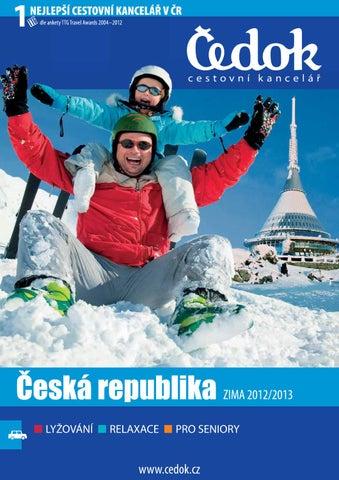 Česká republika - zima 2012 2013 by CK Čedok a.s. - issuu 91eb9cc096