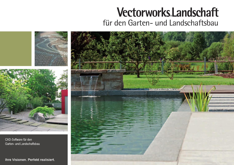 vectorworks landschaft by computerworks gmbh issuu. Black Bedroom Furniture Sets. Home Design Ideas