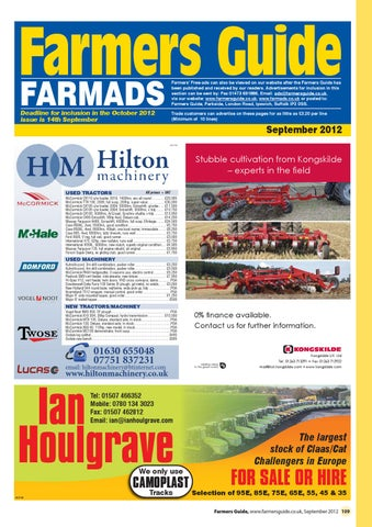 Farmers Guide FARMADS Farmers  Free-ads can also be viewed on our website  after the Farmers Guide has been published and received by our readers. 285ce2739ba20