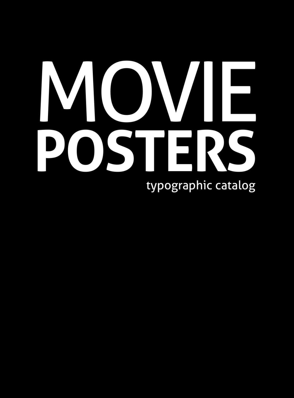 catalogo tipográfico by Liliana Novais - issuu