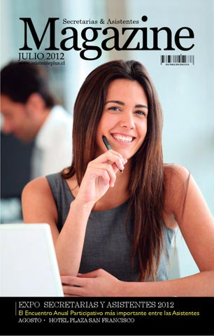 Revista Magazine Secretarias y Asistentes by Asistente Plus - issuu