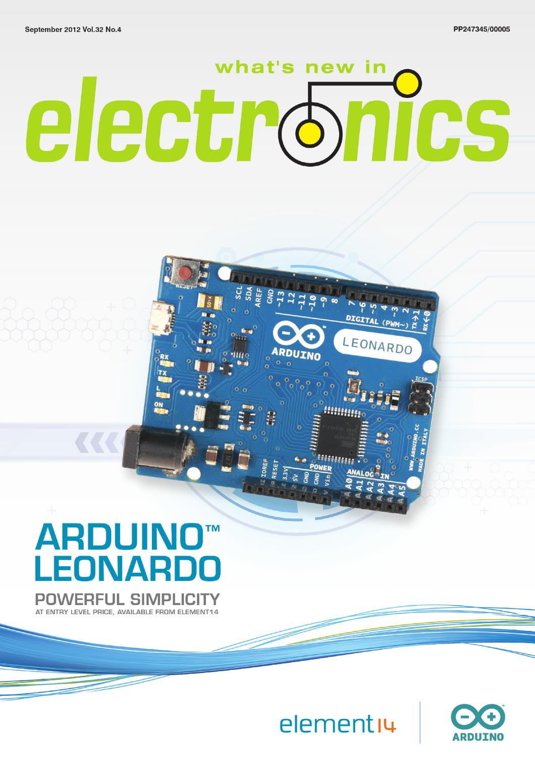 Whats New In Electronics Sep 2012 By Westwick Farrow Media Issuu Inverter 5000 Watt Pwm Circuit Schematic