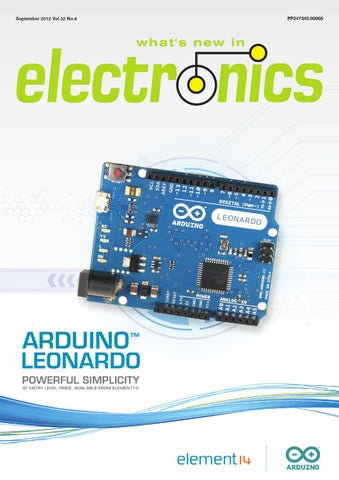 What's New in Electronics Jan/Feb 2018 by Westwick-Farrow Media - issuu