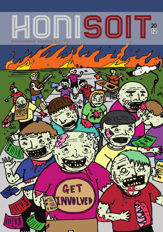 1f5257ad Honi Soit Election Edition 2012 by David Mack - issuu