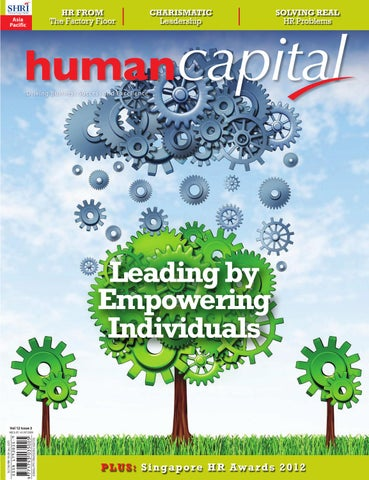 Human Capital Volume 12 3 by People Trends - issuu