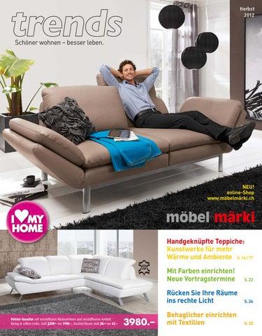 Maerki Moebel Katalog Sommer 2013 by Markus Frey - issuu