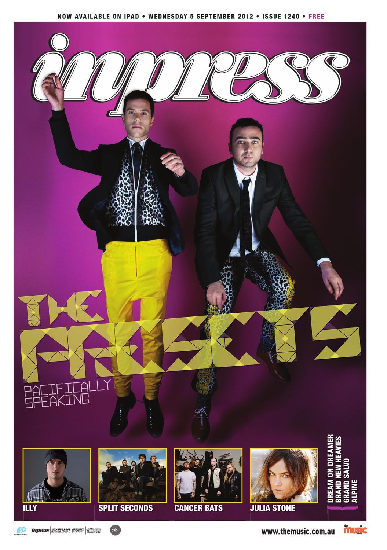 Inpress Issue 1240 by TheMusic com au - issuu