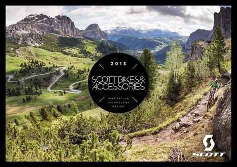 SCOTT BIKES 2013 CATALOGUE PDF DOWNLOAD