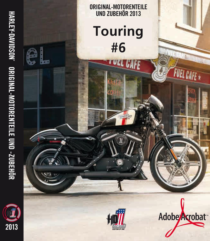 Beinschild mit Lautsprecher für Harley Davidson CVO Road King 2013