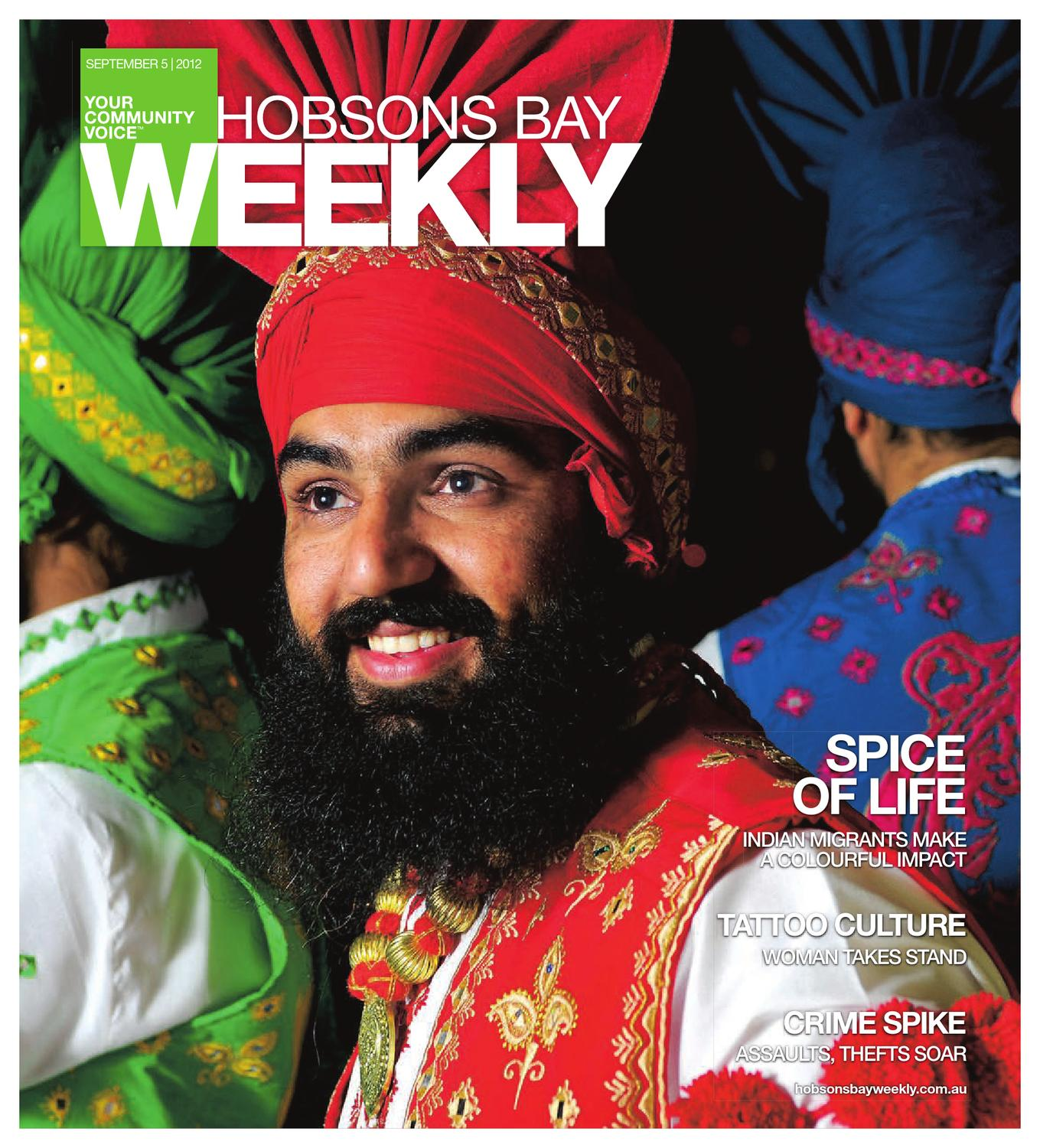 21419929208 Hobsons Bay Weekly 05-09-2012 by The Weekly Review - issuu