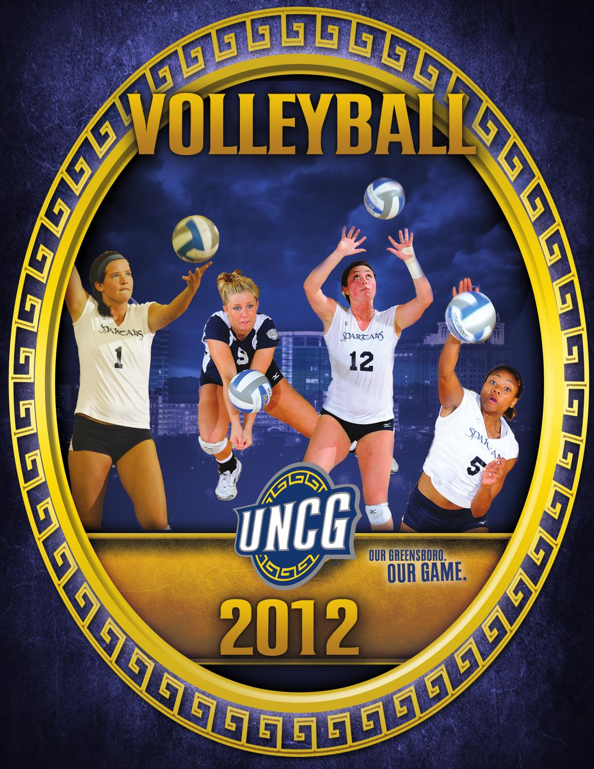 2012 UNCG Volleyball Digital Guide by UNCG Athletics - issuu