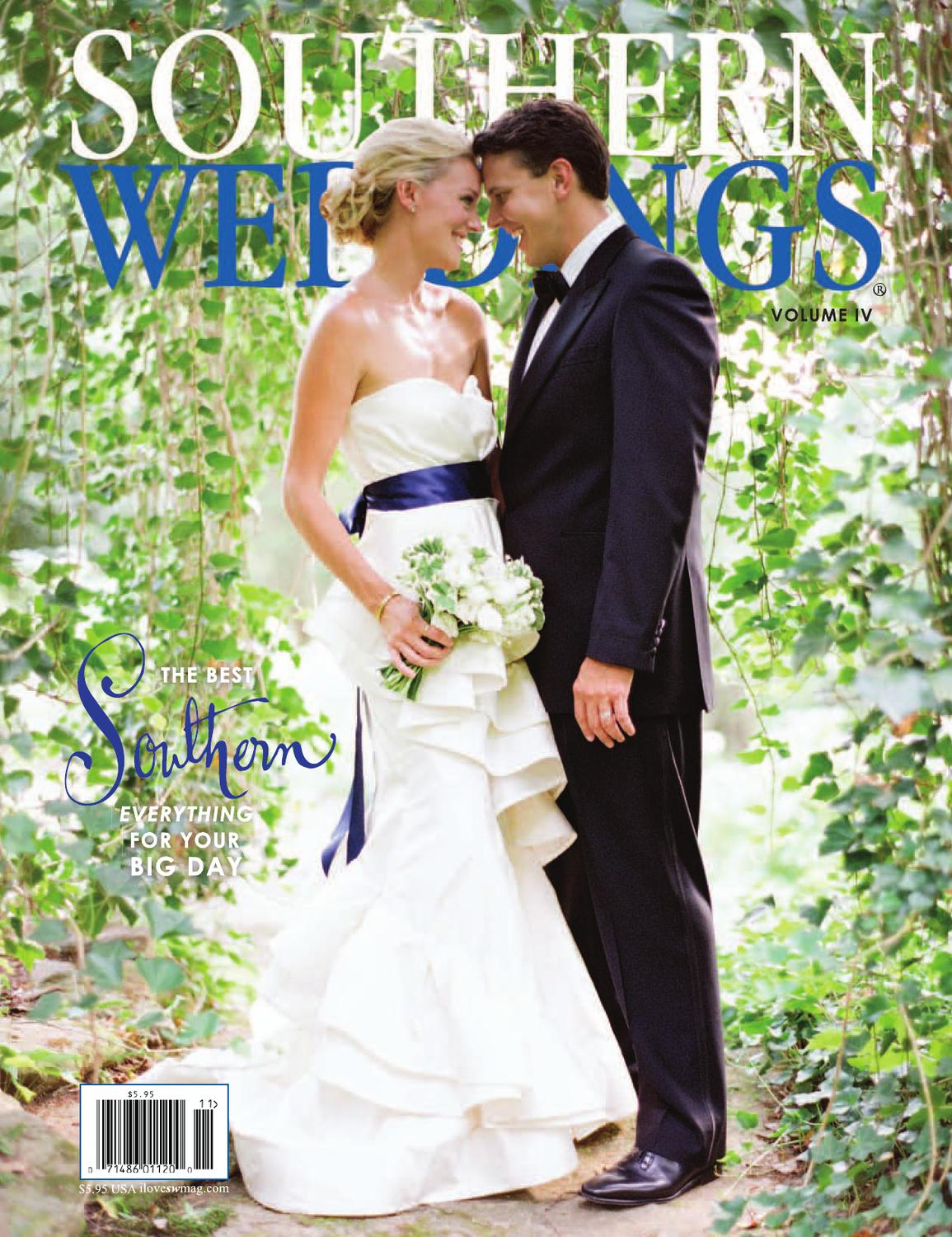 Southern Weddings V4 By Southern Weddings
