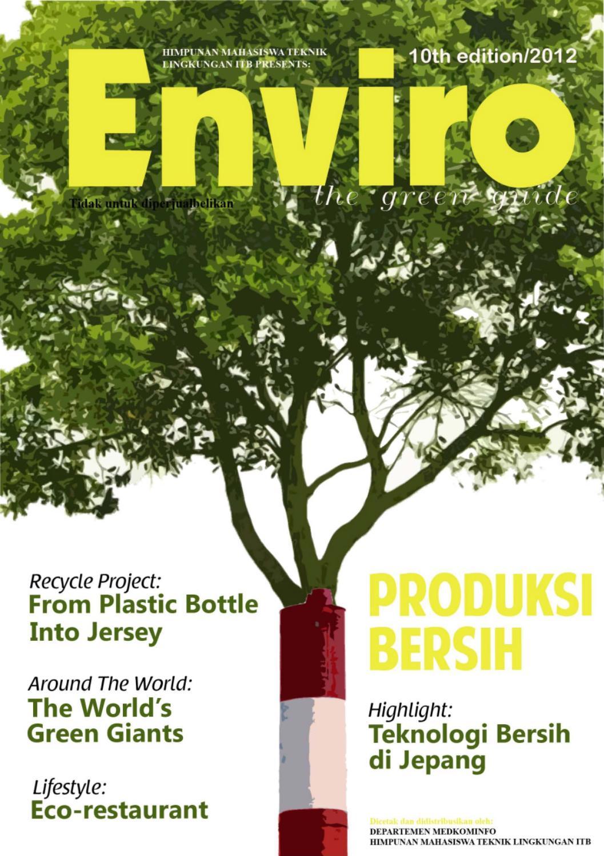 Enviro Edisi 10 By Himpunan Mahasiswa Teknik Lingkungan Itb Issuu