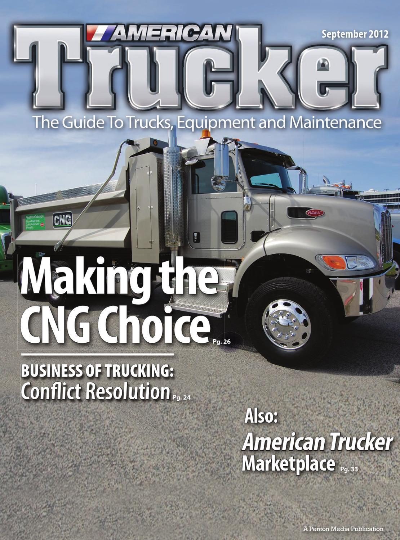 American Trucker East September Edition by American Trucker