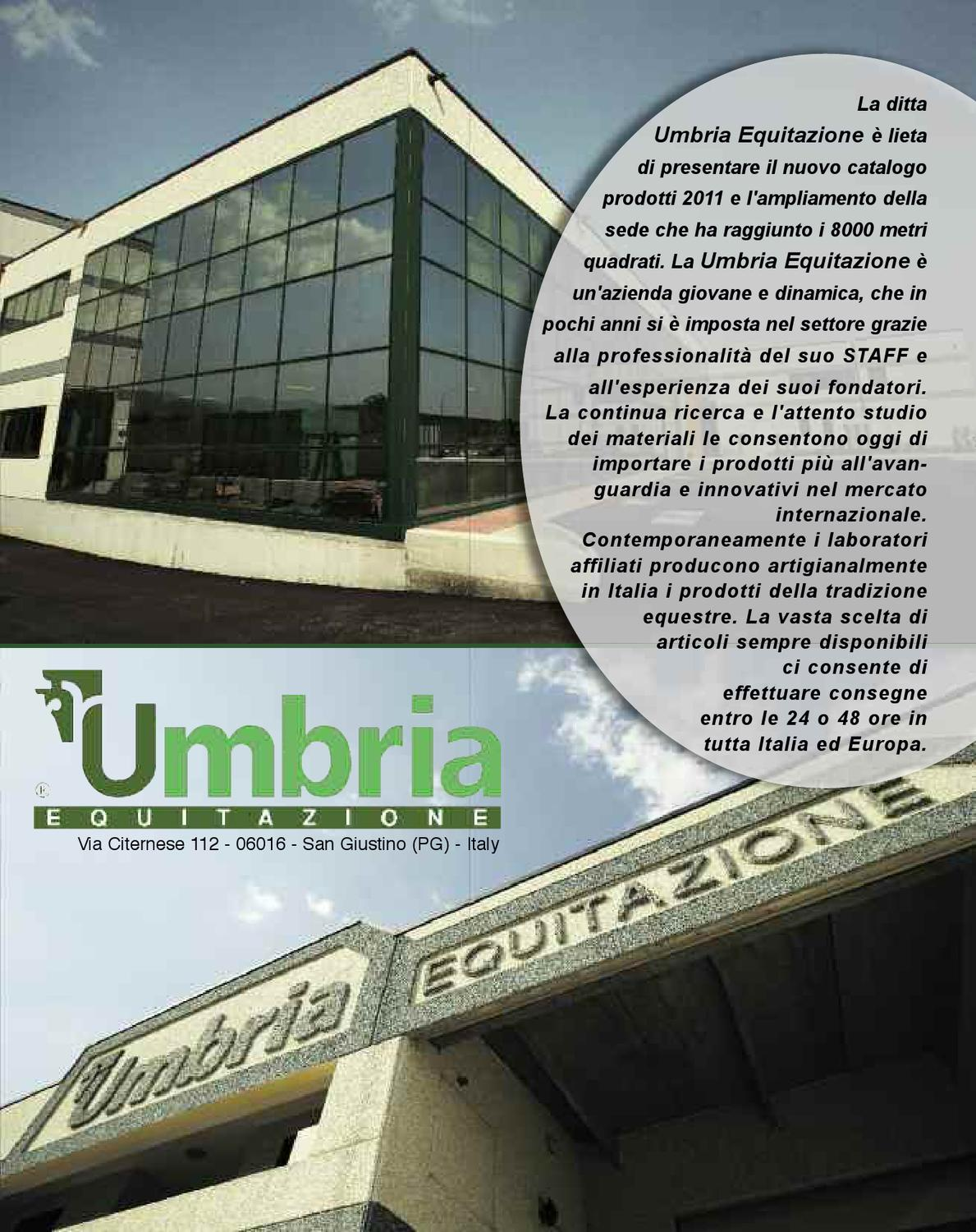 Catalogo umbria equitazione by mario scala issuu for Scala dei metri quadrati
