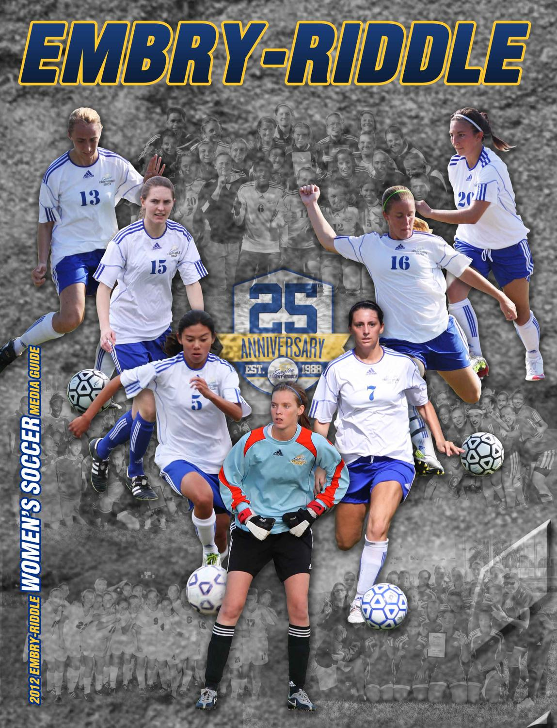 2012 Embry Riddle Womenu0027s Soccer Media Guide by