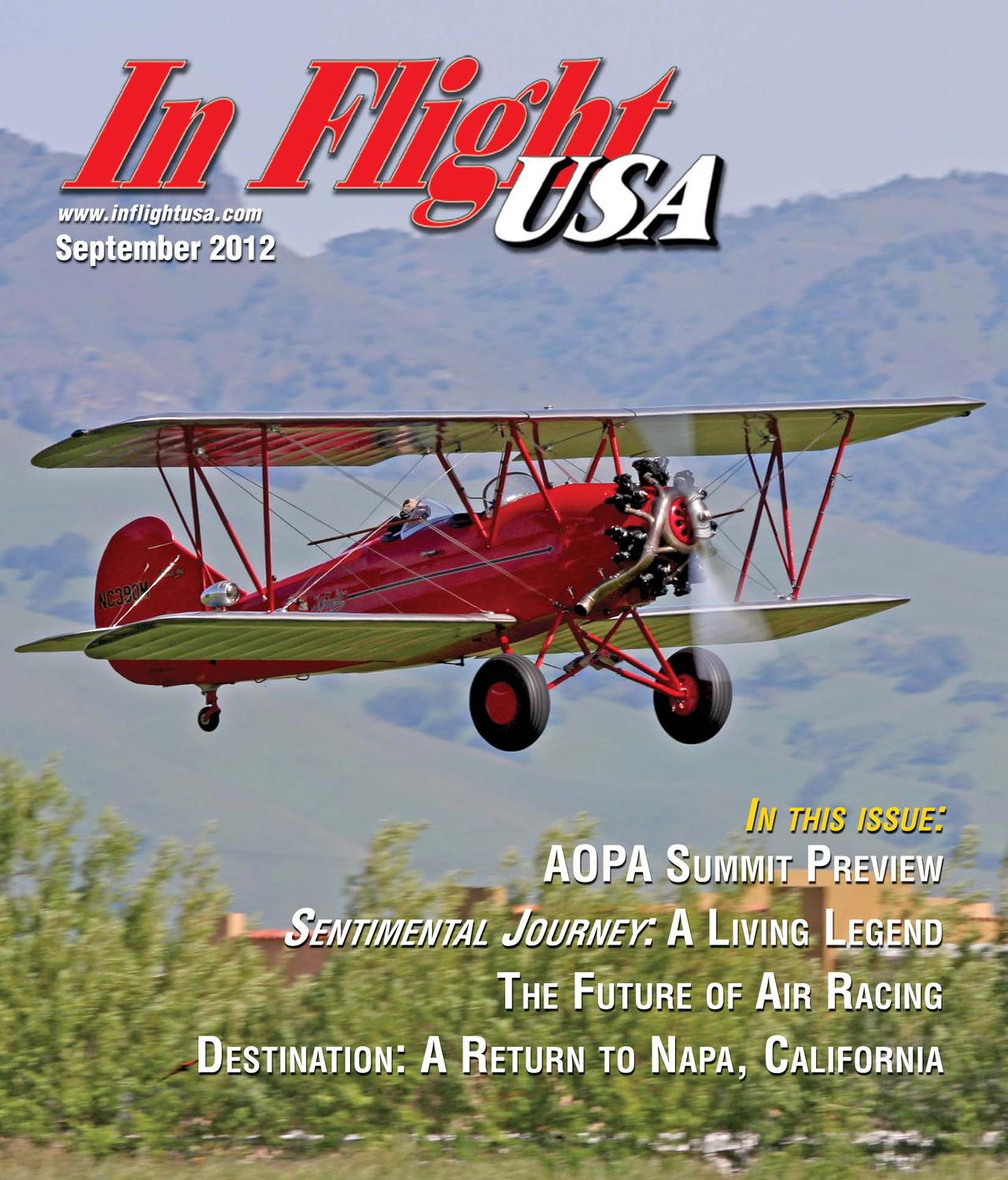 514024cee96 September 2012 In Flight USA by Anne Dobbins - issuu