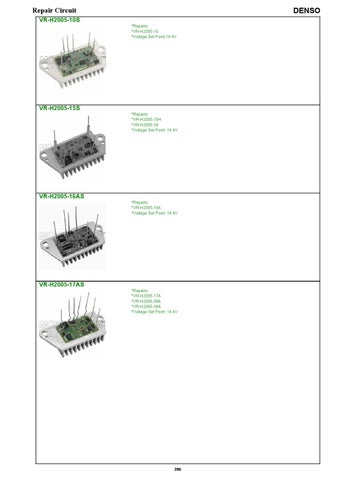 Charging System 2013 2014