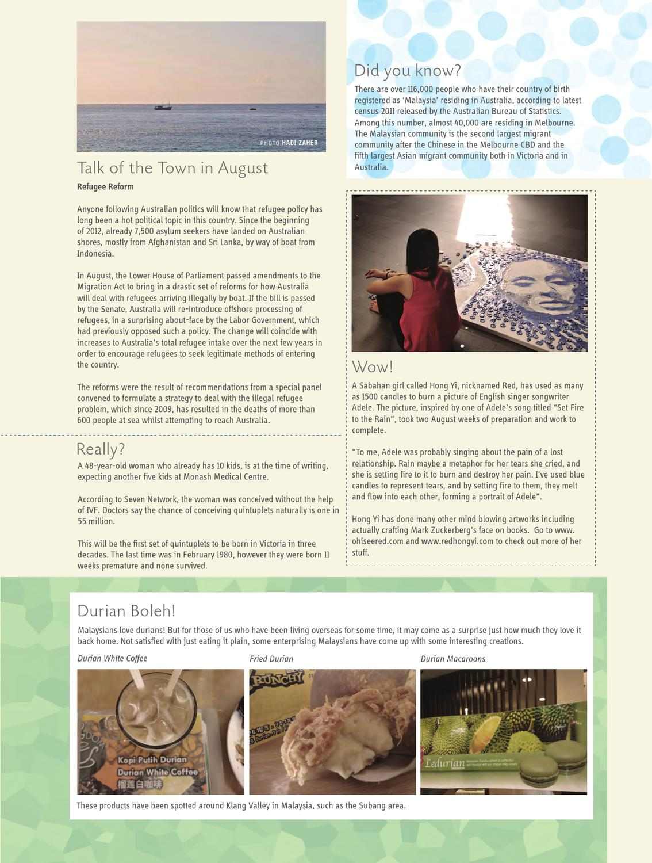 JOM Issue 00 by JOM Magazine - issuu