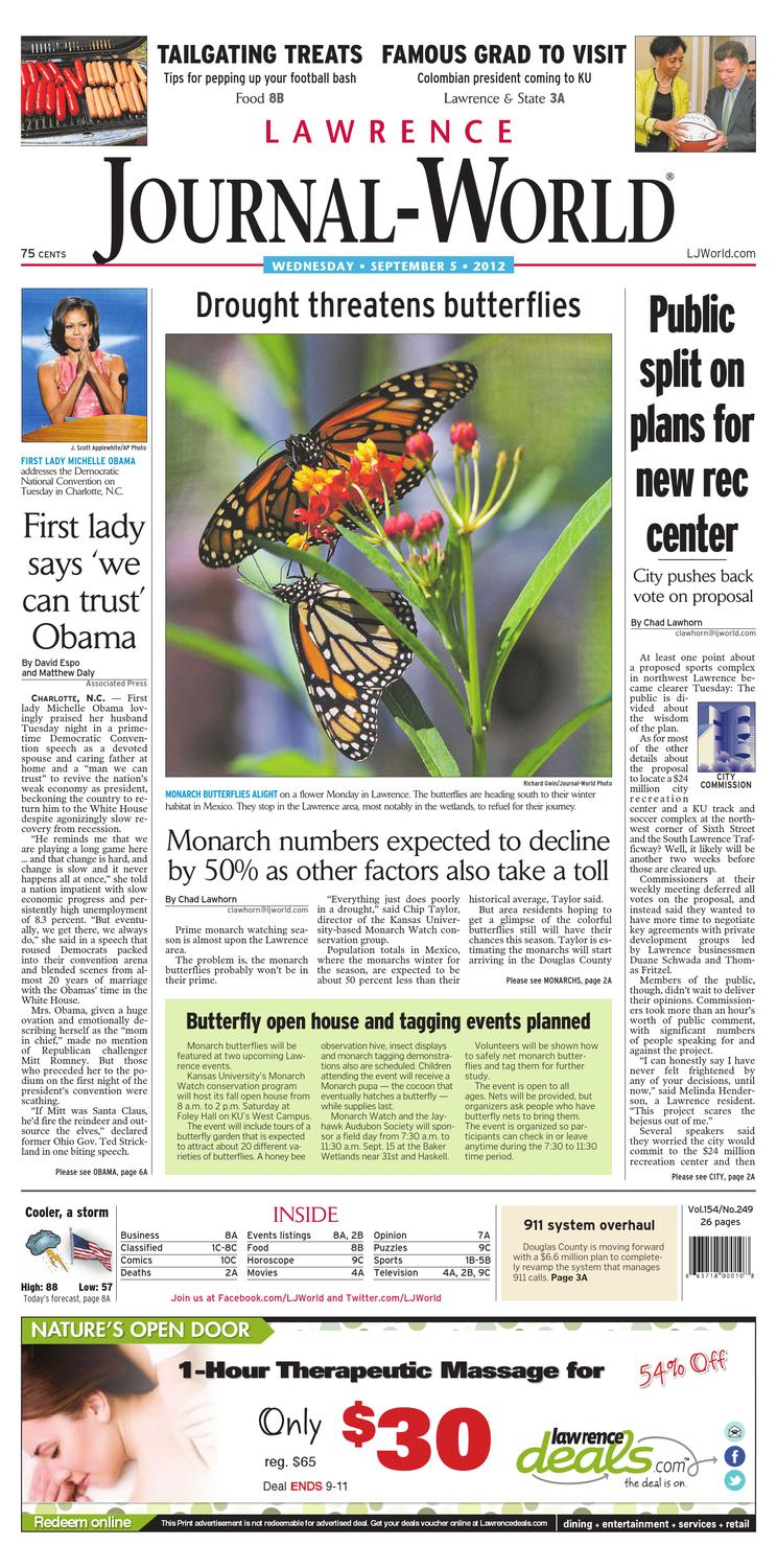 Lawrence Journal-World 09-05-12
