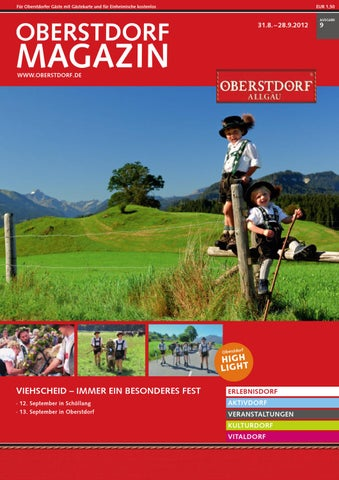 Magazin 9/2012 by Tourismus Oberstdorf - issuu