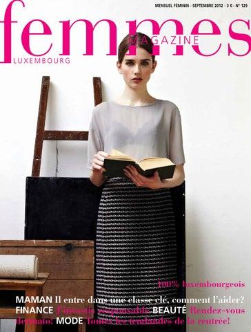 deaff4aabd1a Femmes Magazine 129 - Septembre 2012 by alinea communication - issuu