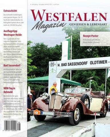 Westfalen Magazin – Herbstausgabe 2012 by futec AG - issuu