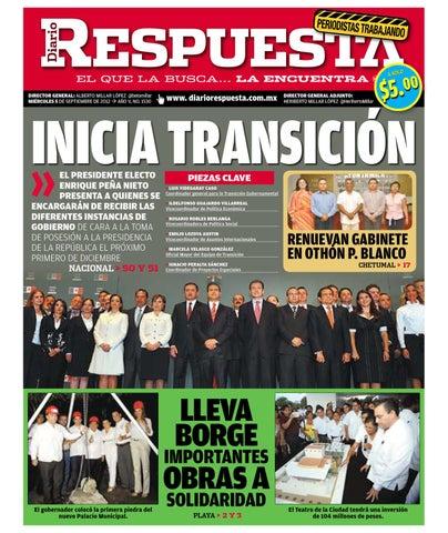 f4b240bad8f43 respuesta5septiembre2012 by Diario Respuesta - issuu