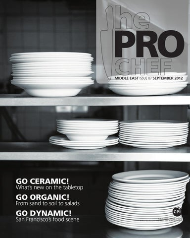 The Pro Chef, Issue 07
