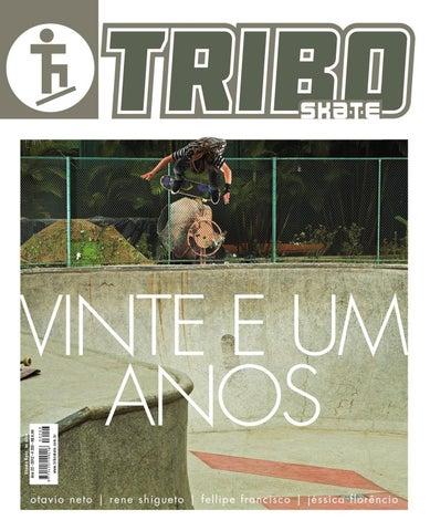 Tribo Skate Edição 212 by Revista Tribo Skate - issuu 6197ef29187