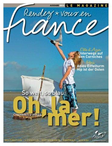 Rendez Vous En France 2012 By Neusta Grafenstein GmbH   Issuu