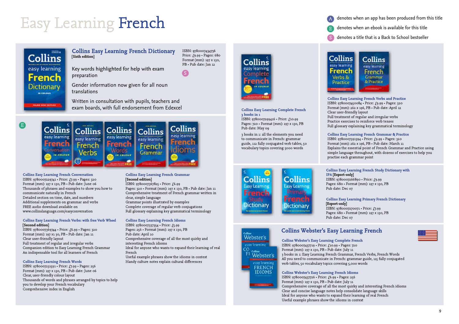 Collins Languages catalogue by Collins Language - issuu