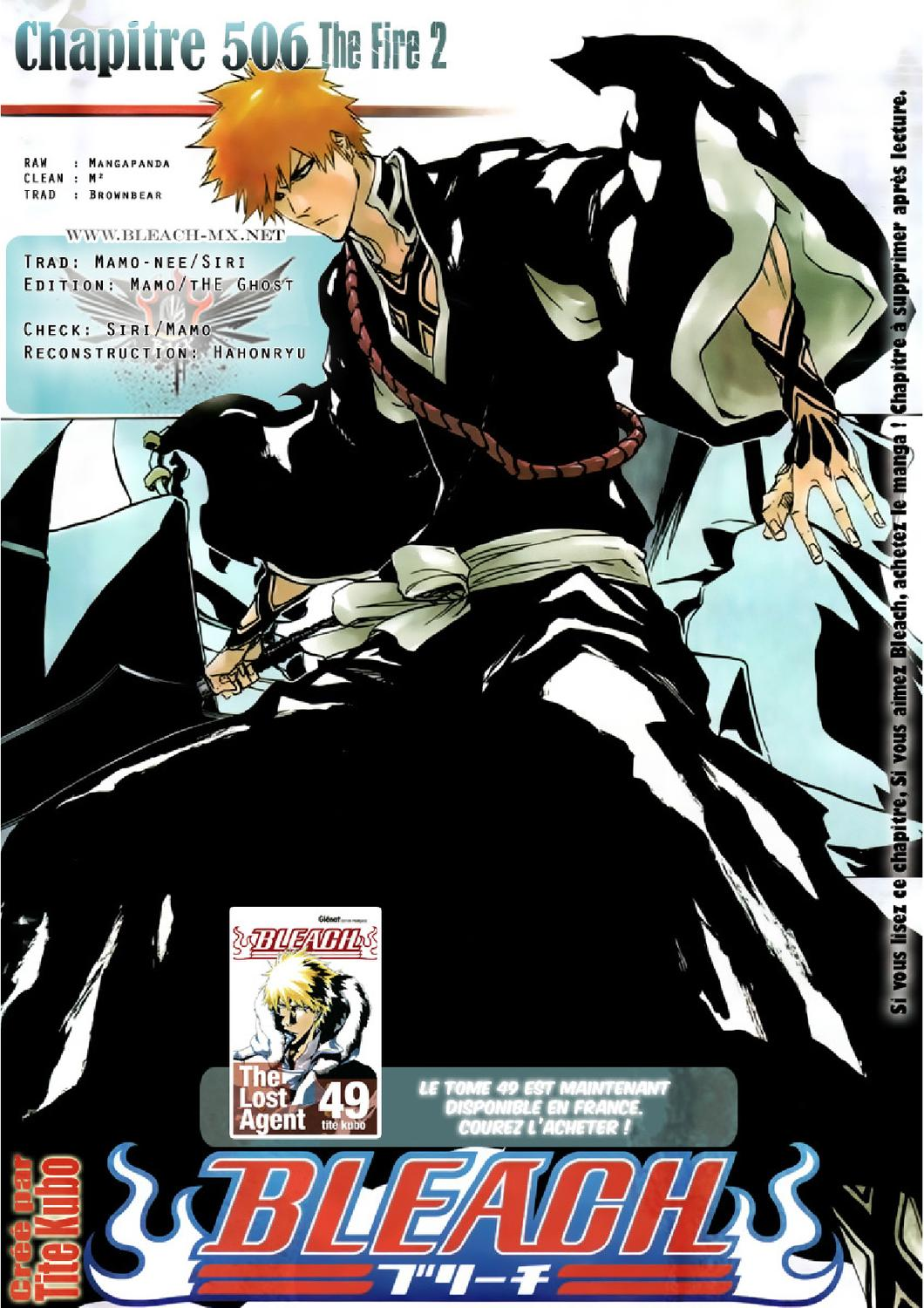 scan bleach 492