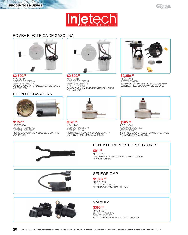 Suuonee Bomba de combustible el/éctrica 0580464073 bomba de combustible el/éctrica para autom/óvil OE