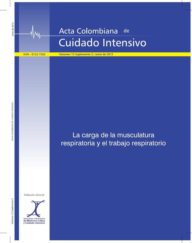 Carga muscular y trabajo respirtorio by UCI Santa Clara - issuu