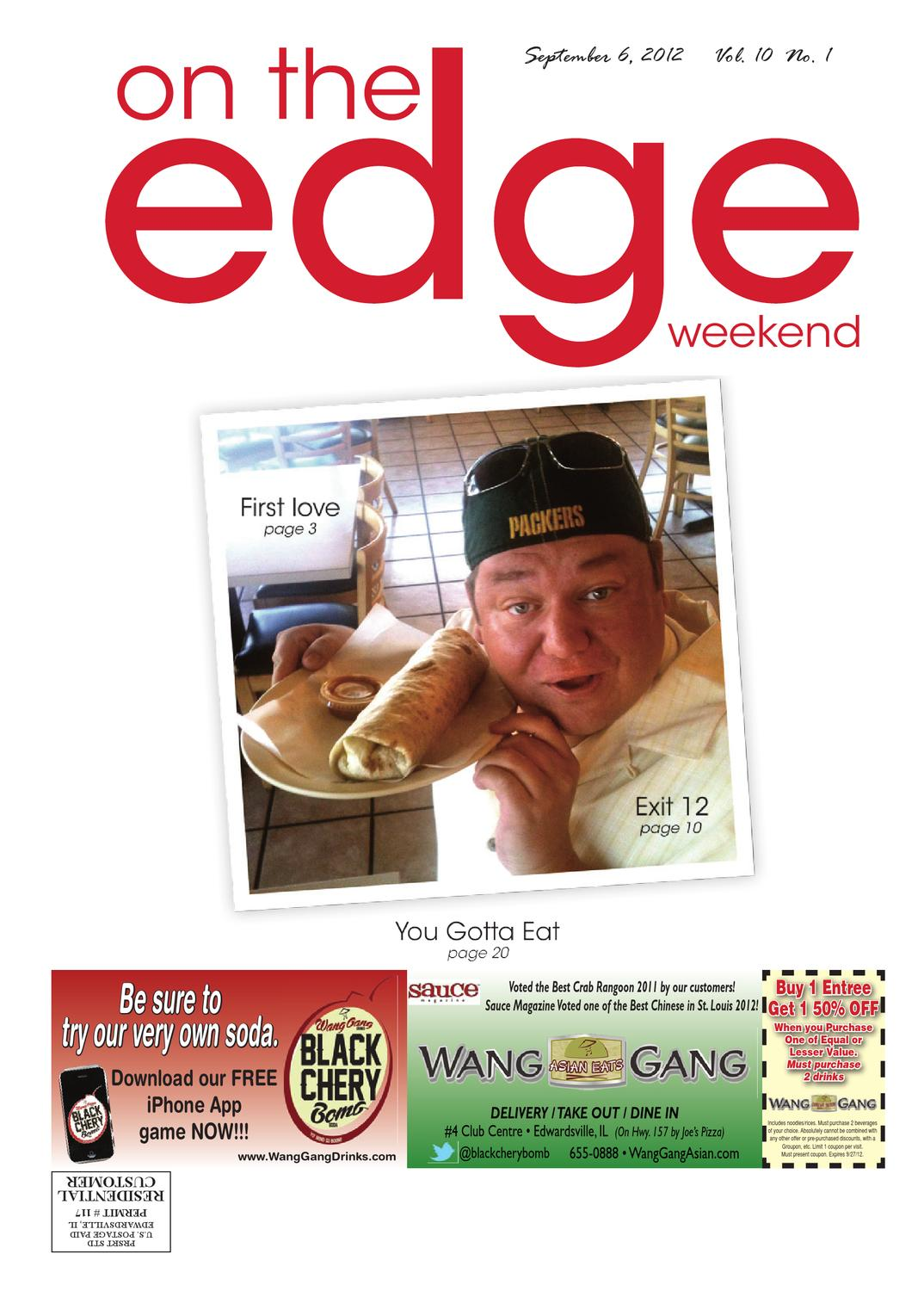 090612 Edge Magazine By EDWARDSVILLE PUBLISHING