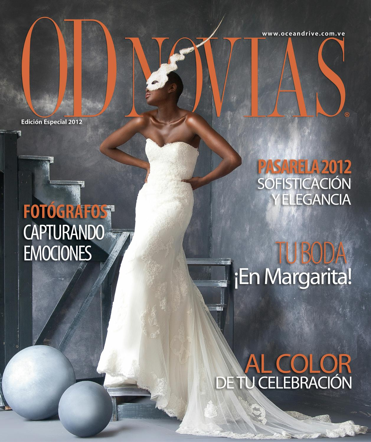 2b0f8d850 OD Novias 2012 by Grupo Editorial Shop In 98 C.A. - issuu