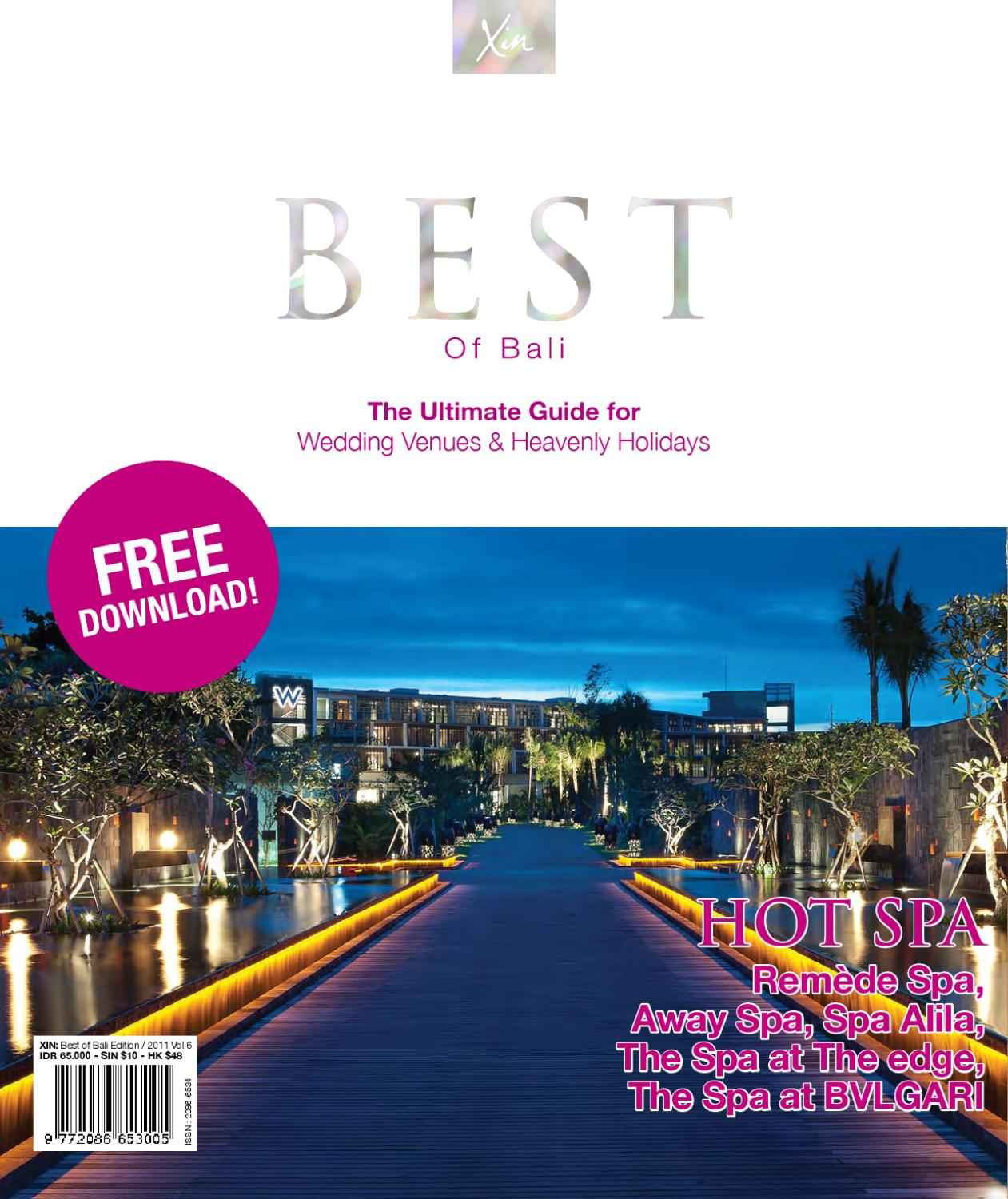 Best Of Bali Vol 6 By Wanaka Publishing Issuu Tiket Jakarta Pp Plus Hotel 3d2n
