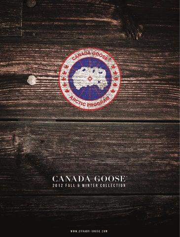 Canada Goose chateau parka replica cheap - CANADA GOOSE Catalog 2013 by Sport Koncept s.r.o - issuu