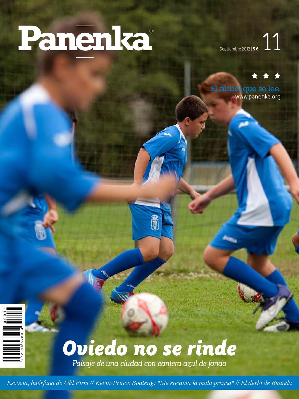 hot sale online b7143 ec9a9 Revista Panenka by Diego Jemio - issuu