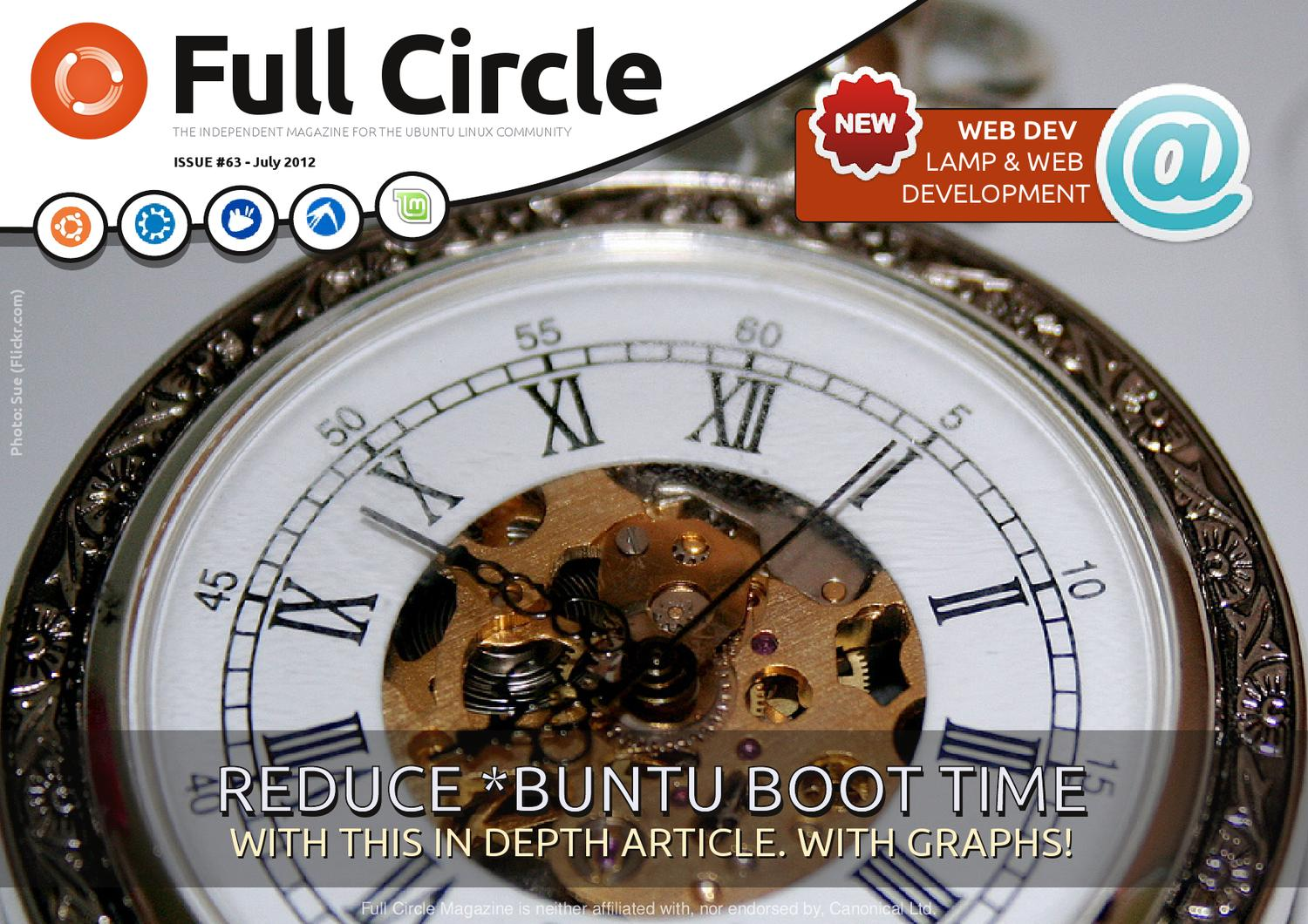 Full Circle Magazine - Issue #63 by Ronnie Tucker - issuu