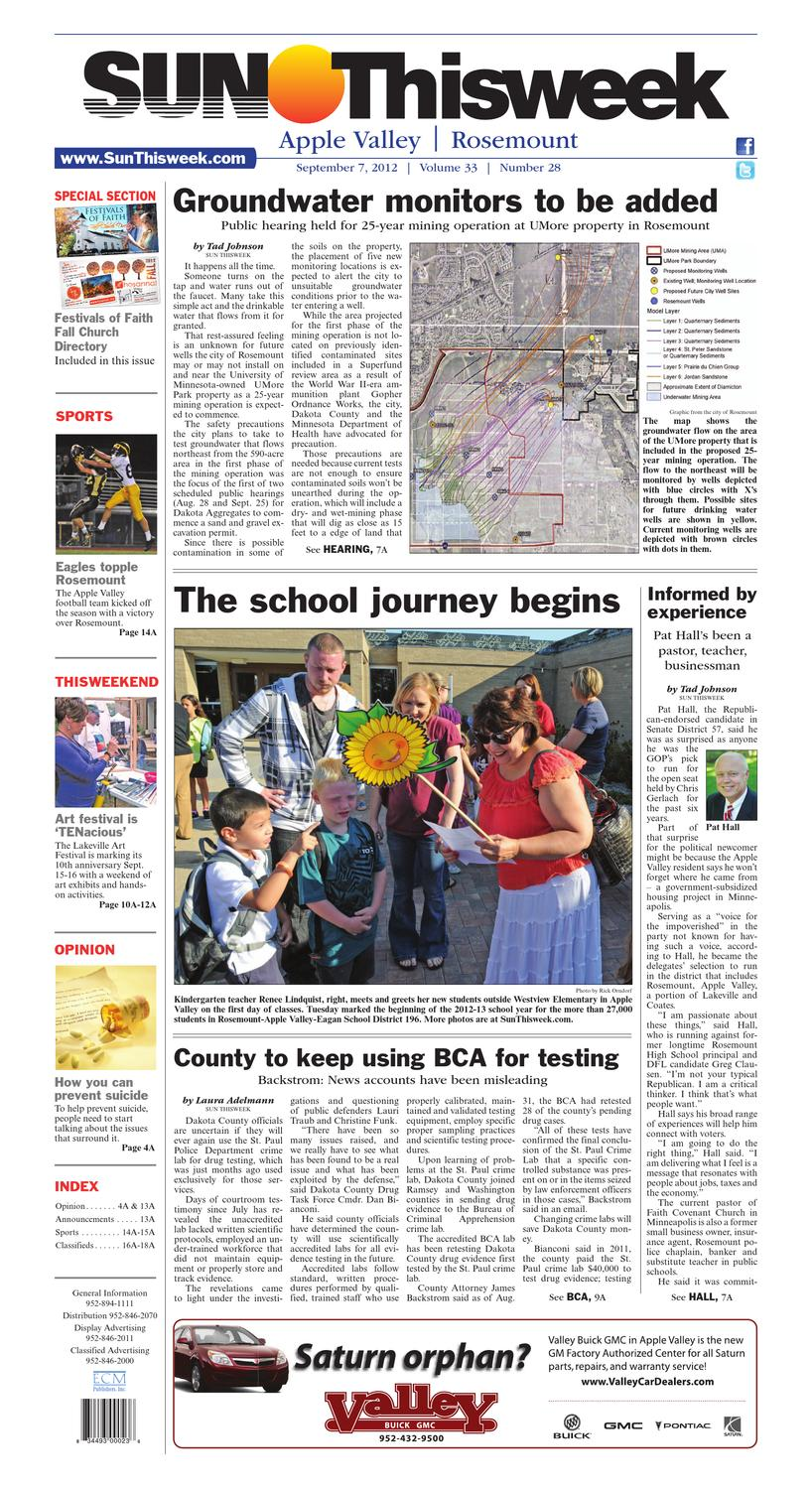 SUN Thisweek Apple Valley and Rosemount by Sun Thisweek - issuu