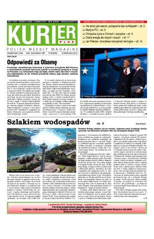Kurier Plus 8 Września 2012 Numer 940 By Kurier Plus Issuu