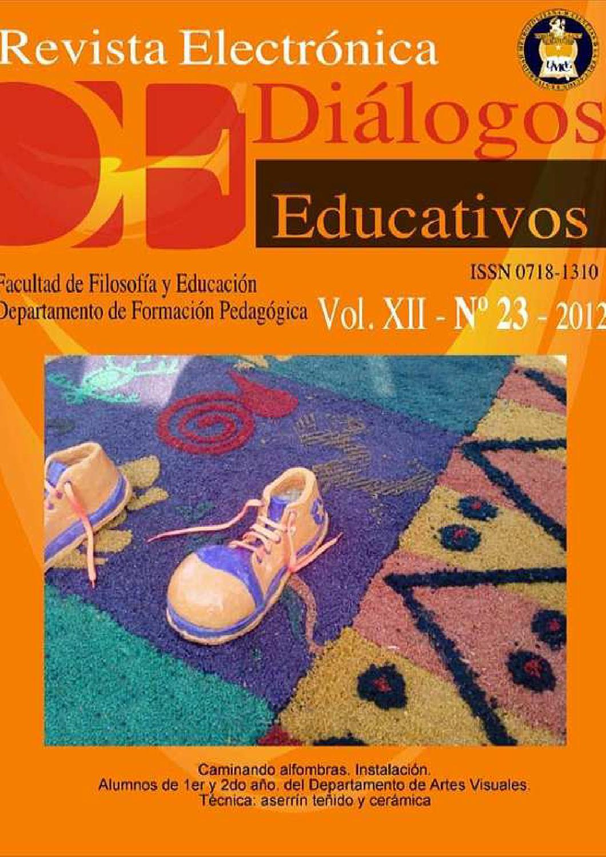Revista Electrónica Diálogos Educativos N° 23 by UMCE - issuu