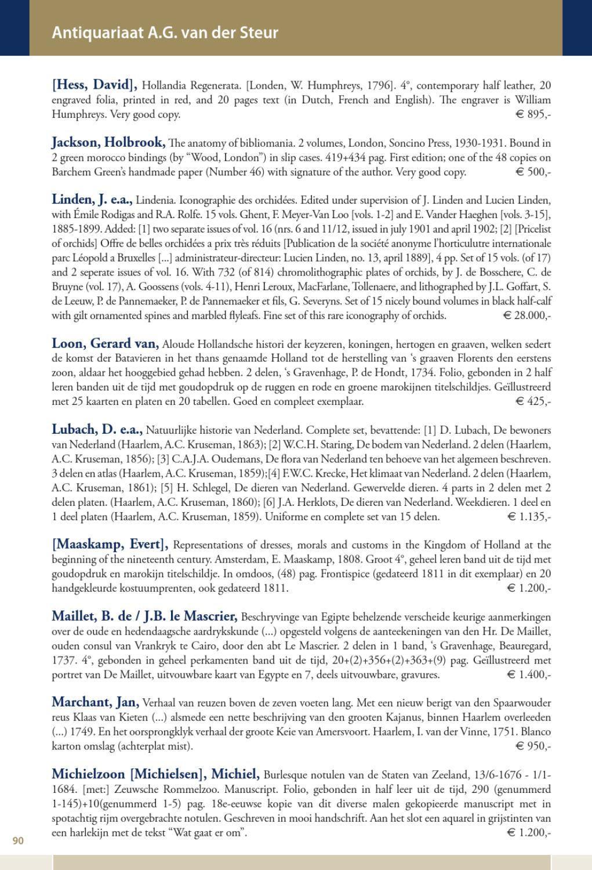 Joint catalogue / Gezamenlijke catalogus 2012 by Amsterdam Book Fair ...