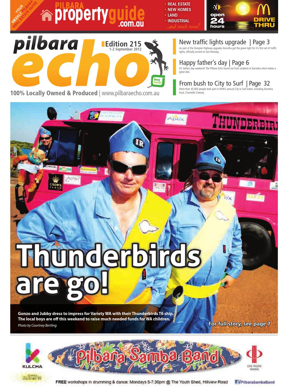 762097d0f9c 215 Sept1 2012 by Pilbara Echo Newspaper - issuu